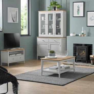 Marlow Painted Grey Range