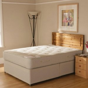 The Elite Contract Divan Bed