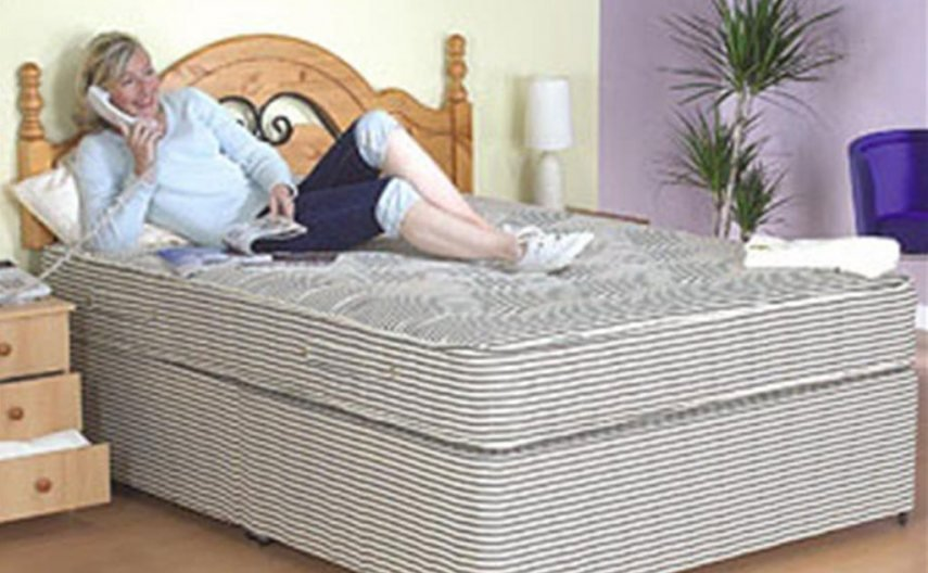 The Elite Contract Mattress
