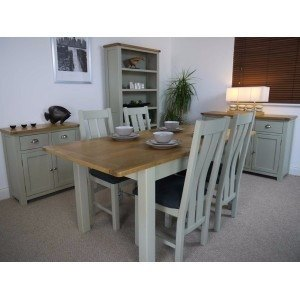 The Devon Painted Dining Range