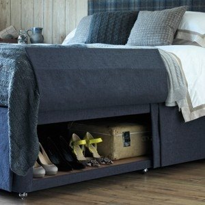 Luxury No Turn Hideaway Divan Bed