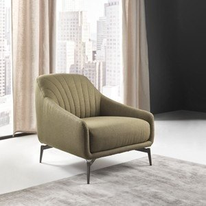 Natuzzi Adele Fabric Chair