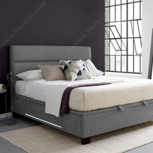 The Arizona Ottoman Stoarge Bed Frame