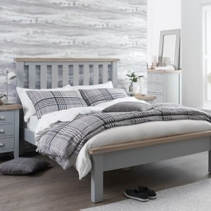 St Ives Grey Bedroom Range