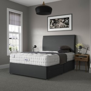 Classic Natural Luxury Wool 2150 Divan Bed