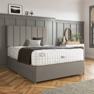 Classic Natural Luxury Alpaca 2550 Divan Bed