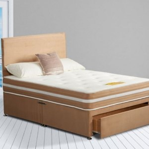 Banbury Memory Divan Bed