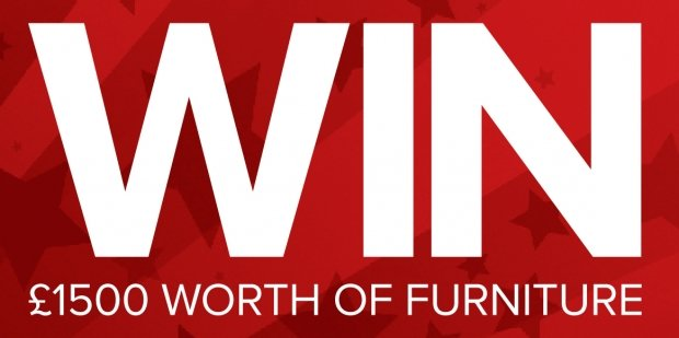 Win £1500 Worth Of Furniture At Furniture World.