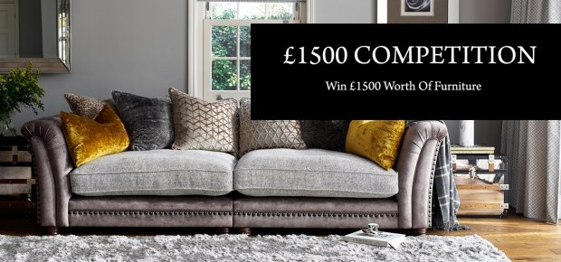 COMPETITION - Win £1500 Of Furniture At Furniture World