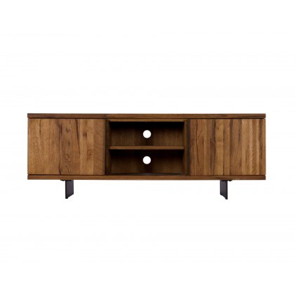Soho Solid Oak TV Unit
