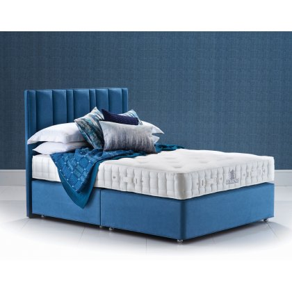 Hypnos Deluxe Luxury No Turn Ottoman Divan Bed