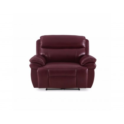 Bellagio Manual Snuggler Recliner Chair