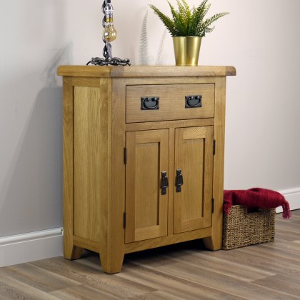 Oak City - Arklow Oak Small Sideboard