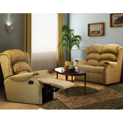 Celebrity Westbury Fabric Fixed 2 Seater Sofa
