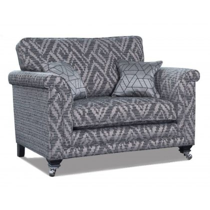 Fleming Snuggler Chair