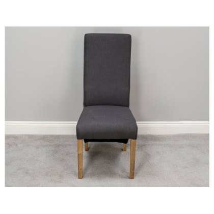 Avon Dining Chair - Linen Slate