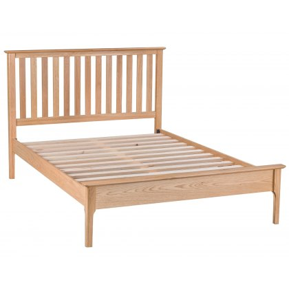 Oxford Oak Slatted Bedframe