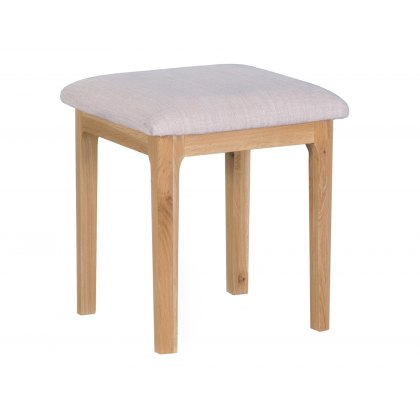 Oxford Oak Stool