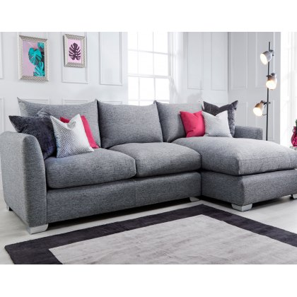 Faro Luxury Corner Chaise Sofa