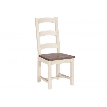 Cranford Reclaimed Wood Dining Chair