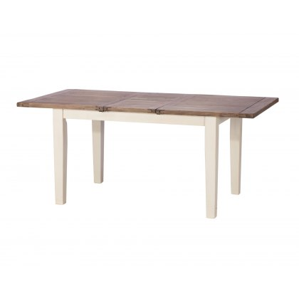 Cotswold Reclaimed Wood 120cm-160cm Extending Dining Table
