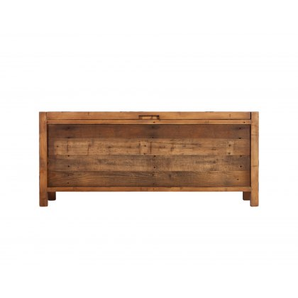 Grant Reclaimed Wood Blanket Box