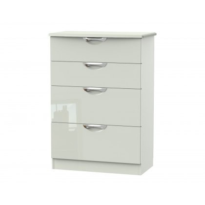 Cordoba 4 Drawer Deep Chest of Drawers
