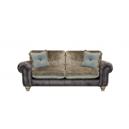 Alexander & James Bloomsbury 2 Seater Small Standard Back Sofa