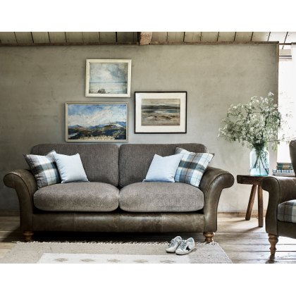 Alexander & James Lawrence II 3 Seater Standard Back Sofa