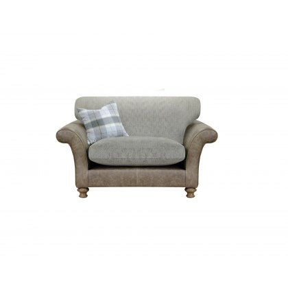 Alexander & James Lawrence II Standard Back Snuggler Chair