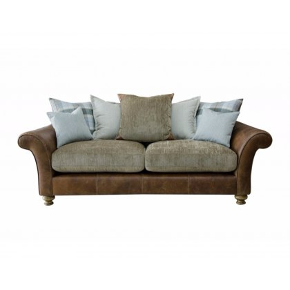 Alexander & James Lawrence I 3 Seater Pillow Back Sofa