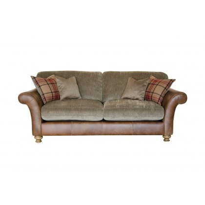 Alexander & James Lawrence 3 Seater Standard Back Sofa