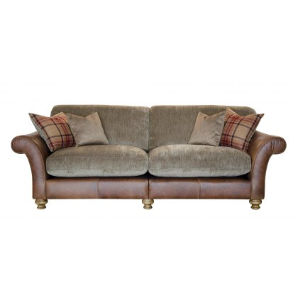Alexander & James Lawrence I 4 Seater Standard Back Sofa