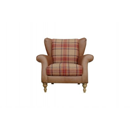Alexander & James Lawrence I Wing Chair
