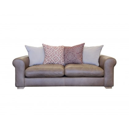 Alexander & James Pemberley Midi Pillow Back Sofa