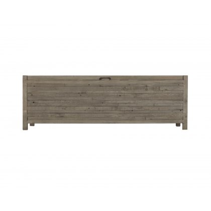 Tuscan Spring Reclaimed Wood Blanket Box