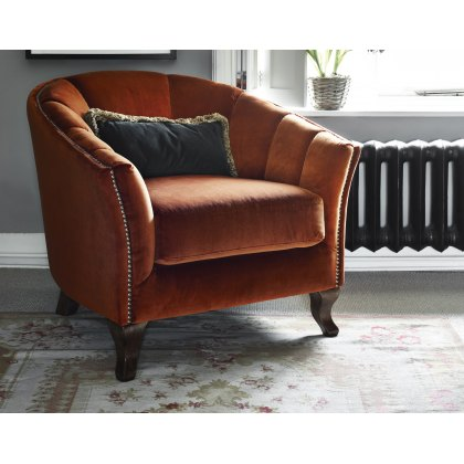 Alexander & James Betsy Fabric Chair