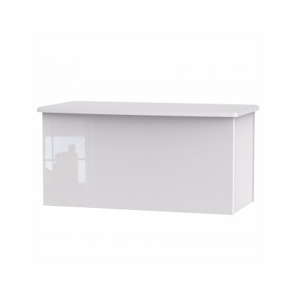 Belgravia High Gloss Blanket Box