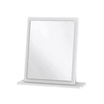 Belgravia High Gloss Small Mirror