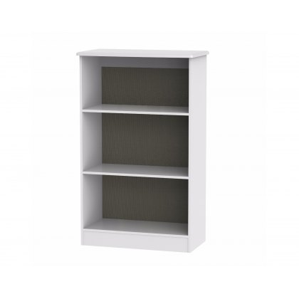 Belgravia High Gloss Bookcase