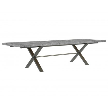 Forge Stone Effect 190 Dining Table