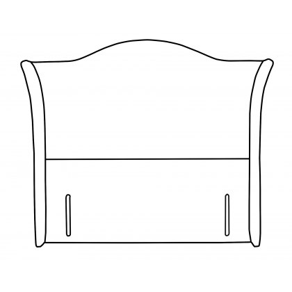 Relyon Modern Bed Fixing Headboard