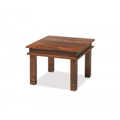 Oak City - Maharajah Indian Rosewood Chunky Coffee Table - 60 x 60