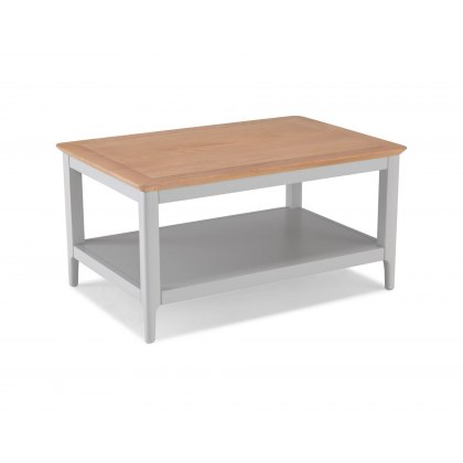 Oak City - Marlow Painted Large Coffee Table