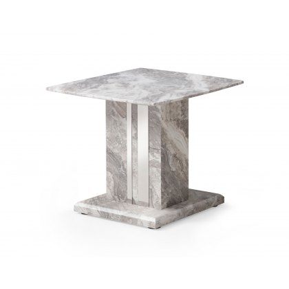 Amara Marble End Table
