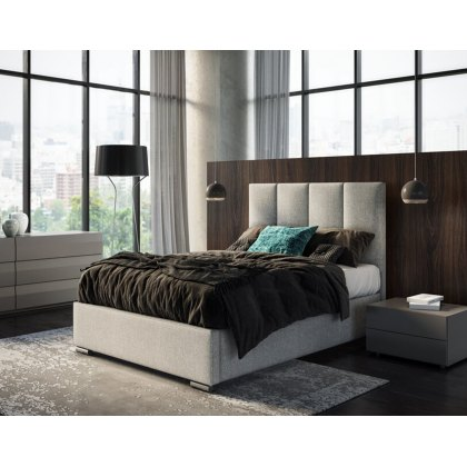 Louis Ottoman Bed Frame