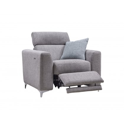 Elaine Fabric Recliner Chair