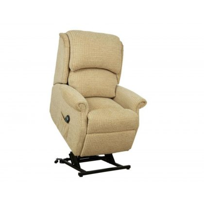 Celebrity Regent Fabric Petite Recliner Chair