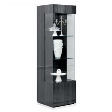 Monte Carlo 1 Door Left Display Cabinet