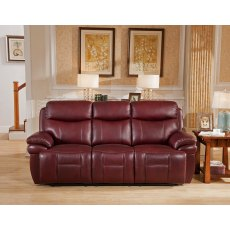 Bellagio 3 Seater Manual Recliner Sofa